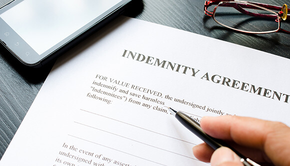 Professional Indemnity Insurance and your contractual requirements