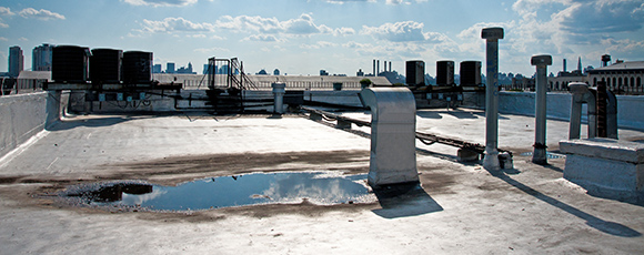 Maintenance guide to avoid flat roof repair