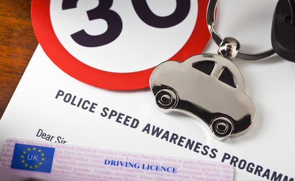 How to conduct a driving licence check