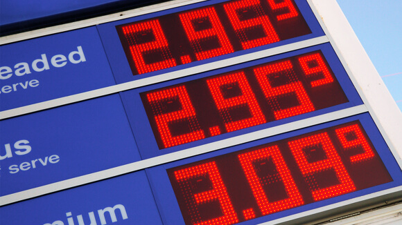 New Advisory Fuel Rates from HMRC