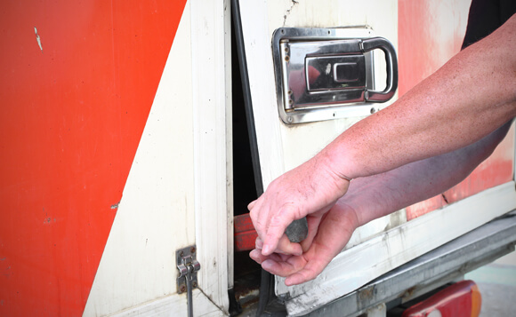 How to ensure your commercial van security