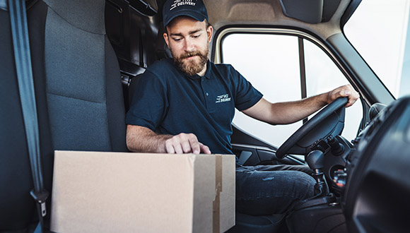 Courier driver shortage worsens during Covid-19