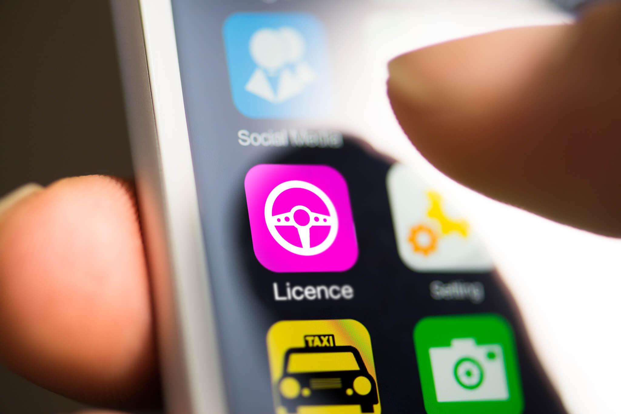 Driver's Licences are set to go digital