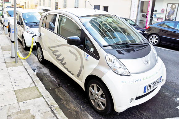 Go green with Car-sharing