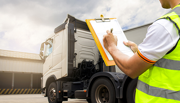 How to improve your daily walkaround checks for HGVs