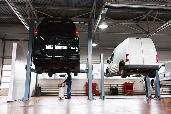 How to minimise LCV downtime