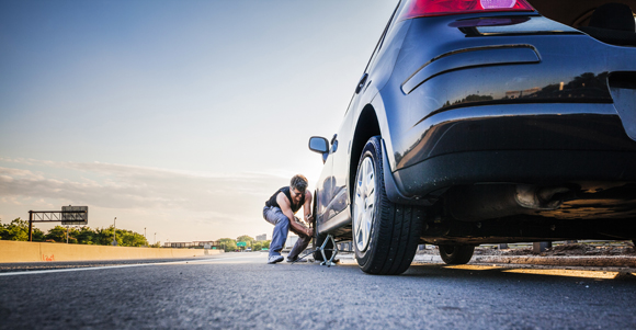 How to prevent tyre blowouts in the summer heat
