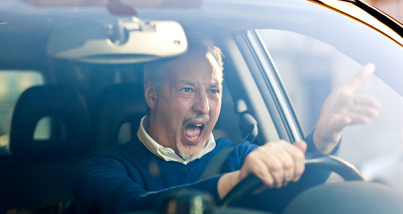 Why you need to protect your fleet against aggressive driving